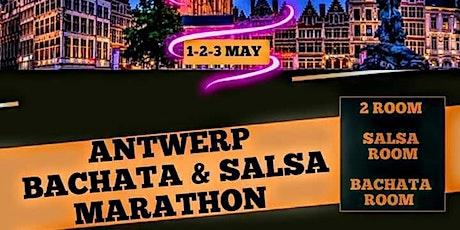 Antwerp BACHATA & SALSA Marathon tickets
