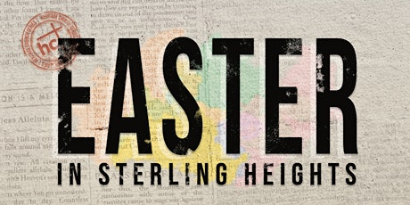 Easter in Sterling Heights (2020) tickets