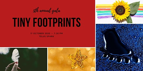 Tiny Footprints Gala 2020 tickets