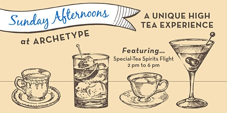 Sunday Afternoons at Archetype tickets