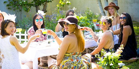 High Tea Plant-Based Pop-up Party! tickets