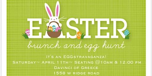 Easter Brunch & EGGstravaganza