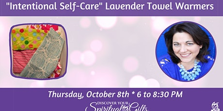 "ARTShop - ""Intentional Self-Care"" Lavender Towel Warmers tickets"