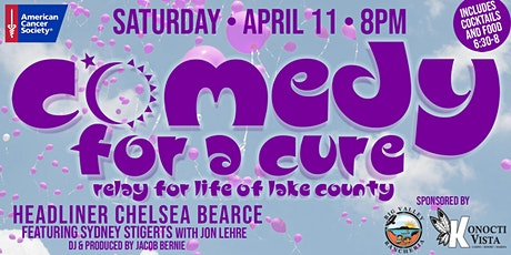 Comedy For A Cure tickets