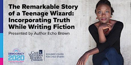 Incorporating Truth While Writing Fiction with Author Echo Brown tickets