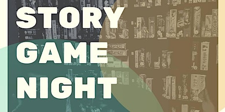 RPG and Story Game Night tickets