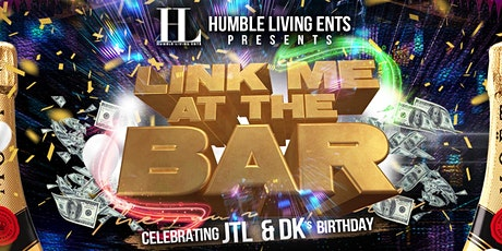 Link Me At The Bar (The Launch Party) tickets
