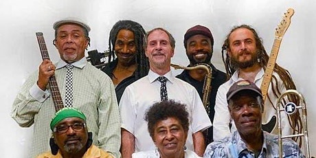 The Skatalites w/ DJ Chuck Wren (Jump Up Records) @ SPACE tickets