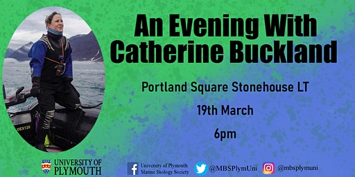 An Evening With ...Women in STEM Featuring Catherine Buckland