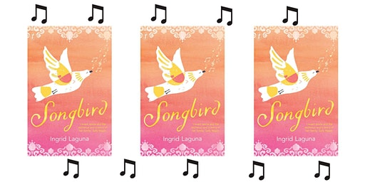 Kids' May Book Club - Songbird AUTHOR ATTENDING