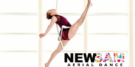 """Newsam """"Aerial Dance for Dancers"""" Workshop - Single Point Dance Trapeze tickets"""