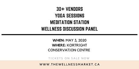 The Wellness Market Spring 2020 tickets