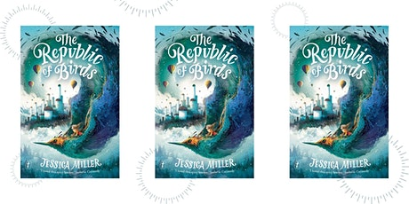 May Middle Grade Book Club - The Republic of Birds tickets