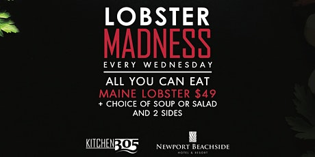 LOBSTER MADNESS tickets