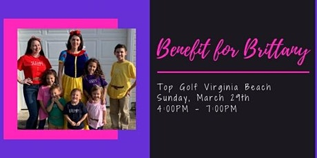 Benefit for Brittany tickets