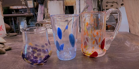 Glassblowing Date Night - April and May 2020 tickets