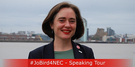 London (north) - support Councillor Jo Bird for the NEC tickets