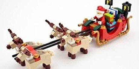 Cork Christmas Lego Show  21 Nov Sensory 3-6pm tickets