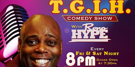 Thank God It's Hype  Comedy Show! tickets