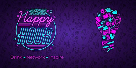 Do you love Design, UX or anything Creative? This happy hour is for you. tickets
