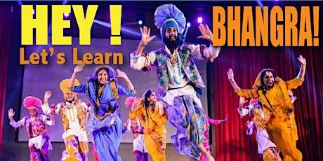 BHANGRA Dance Class in Calgary! tickets