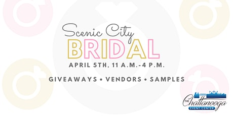 Scenic City Bridal tickets