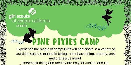 Pine Pixies Camp tickets