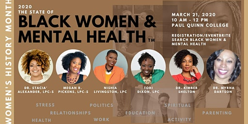 State of Black Women & Mental Health