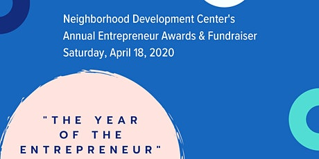 2020 NDC Entrepreneur Awards Gala Rescheduled to the Fall, Date TBD tickets