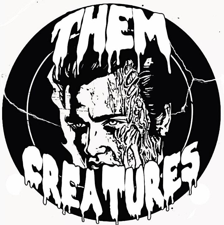 The Meteors, Hellbillys, Them Creatures image