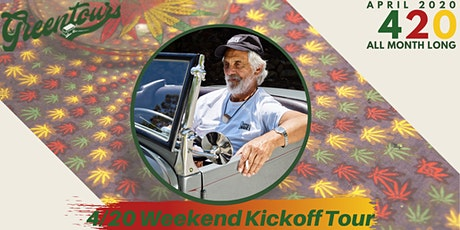 Tommy Chong: Live Love Smoke 4/20 Weekend Kickoff Tour tickets