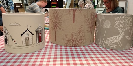 Lampshade Making Workshop tickets