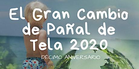 Gran Cambio de Pañal de Tela 2020 Xalapa, Veracruz biglietti