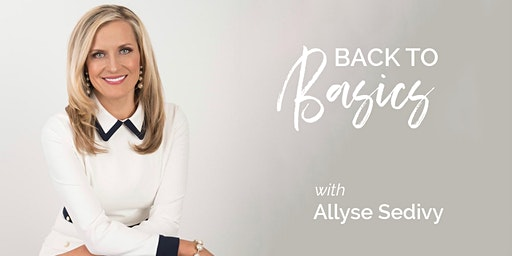 doTERRA Back to Basic with Allyse Sedivy
