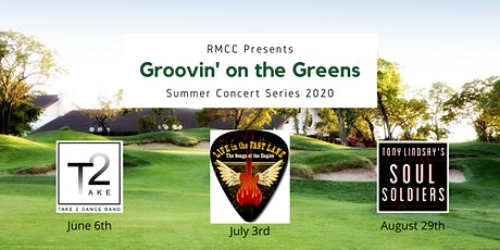 Soul Soldiers - Groovin' on the Greens tickets
