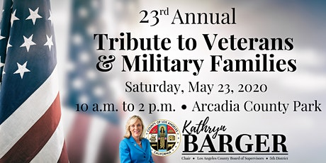 2020 Tribute to Veterans & Military Families tickets