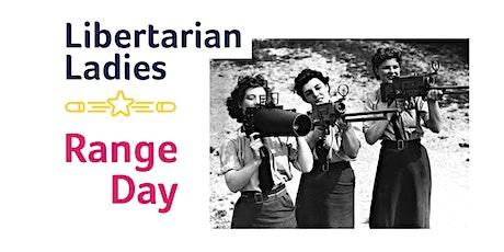 Libertarian Ladies Shotgun Range Day tickets