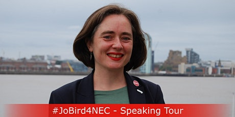 London (east) - support Councillor Jo Bird for the NEC tickets