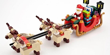 Cork Christmas Lego Show 2021 28 Nov 11:30am-2:30pm tickets