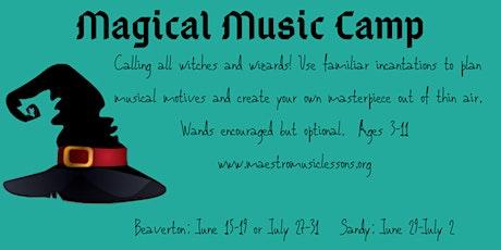 Magical Music II tickets