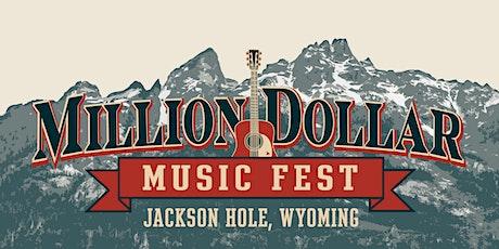Million Dollar Music Fest - VIP Tickets tickets