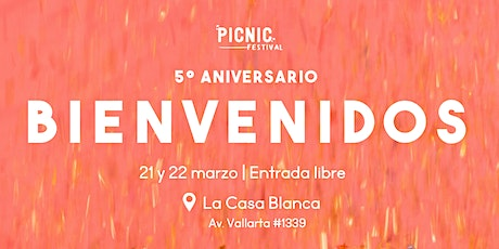 Picnic Festival 5to Aniversario tickets