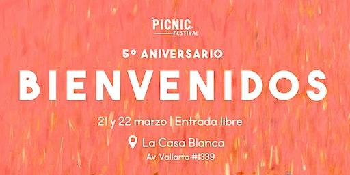 Picnic Festival 5to Aniversario