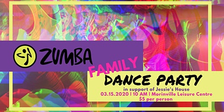 Zumba Family Dance Party  tickets