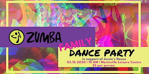 Zumba Family Dance Party