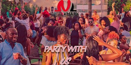 NM Fashion Showcase Day Party billets
