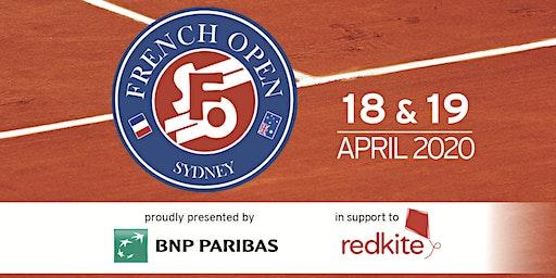 2020 Sydney French Open