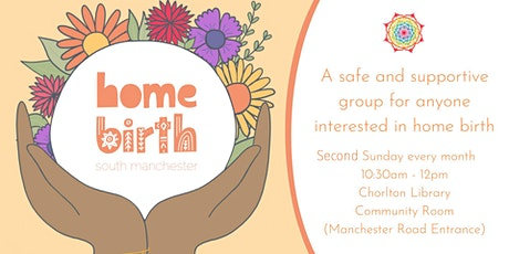 South Manchester Home Birth Group Monthly Zoom Meet tickets