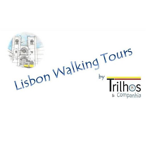 Lisbon Walking Tours by Trilhos & Companhia logo