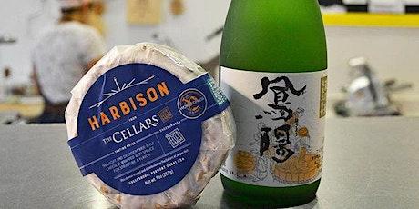 Sake + Cheese Class & Tasting tickets